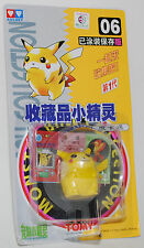 Pokemon Auldey Tomy Mni Pocket Figure Monster 1998 Vinatge rare #06 PIKACHU