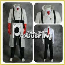 Team Fortress 2 Medic White Cosplay Costume Custom mp000577
