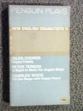 Penguin Play PL71 New English Dramatists 11 Giles Cooper Peter Terson Chas Wood