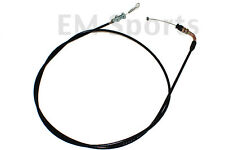 "Chinese Go Kart Atv Quad Buggie 63"" Throttle Cable 110cc Taotao Roketa Kazuma"