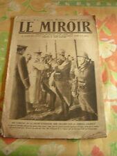 Le miroir 1916 GIVENCHY LAUSANNE LUXEMBOURG HOHROD