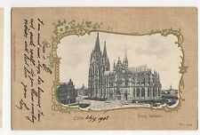 Germany, Coln, Dom, Sudeite 1903 Postcard, A790