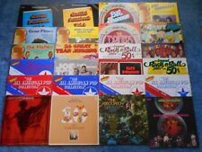24 COLLECTIBLE RECORDS ***YOU PICK SIX OF THE 24*** FAST FREE SHIP!!! L@@K!!!