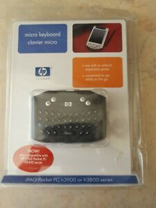 Compaq Micro Keyboard for iPaq H3800 H3900 H5400 Series
