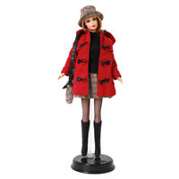 Barbie BURBERRY BLUE LABEL Doll Red Coat London Collaboration Rare Limited Japan