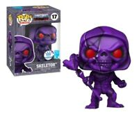 SKELETOR ART SERIES FUNKO SHOP EXCLUSIVE POP MASTERS OF THE UNIVERSE 17 PRE ORDR