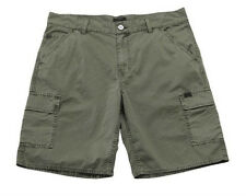 BNWT Captain Fin Co. The General Cargo walk Shorts 34 Olive