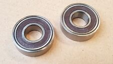 2 x Scott Bonnar / Rover 45 Rear Roller bearings - Sleeved