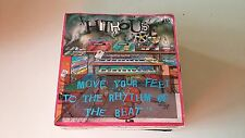 45T HITHOUSE -MOVE YOUR FEET TO THE RHYTHEM OF THE BEAT-