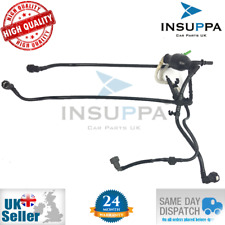 FUEL HOSE PIPE & HAND PRIMER PUMP FOR PEUGEOT 206 307 CITROEN XSARA 1.4 HDI