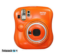 Fujifilm instax mini 25 Orange - NEU/OVP