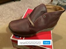 New Balance 3020 Chukka Men's boot sz 10 EE brown leather BM3020BC Made in USA