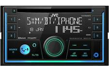 JVC KW-R940BTS Bluetooth 2-DIN Car Stereo CD Receiver Player