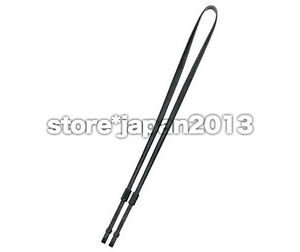Sony Camera Shoulder Strap STP-XSG1 B from Japan Black