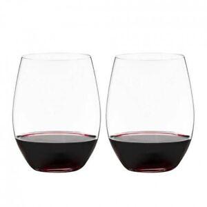 Riedel O Range Stemless Cabernet / Merlot Glass (Set of 2) 600ml
