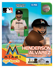 Henderson Alvarez OYO Miami Marlins MLB Mini Figure NEW G4