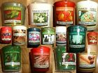 2018 Thx!! Yankee Candle Individual Votives FREE Ship YOU Choose Your Scents NEW
