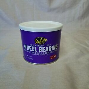 Crc Sta-Lube Wheel Bearing Grease 14 oz Amber Color Lithium complex NLGI new