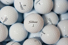 50 Titleist Pro V1 MINT Grade Refinished Golf Balls + FREE Exercise Balls