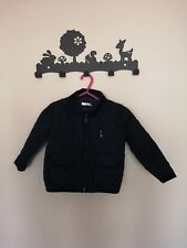 Brand New Navy Baby Boy Jacket 12-18m