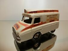 V. SALZA CITROEN AMBULANCE 19051 - TOUR DE FRANCE COURSE ASPRO - CREAM 1:32