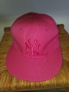 New Era NY Pink baseball cap