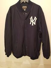 NY Yankees coat size 3XL jacket majestic