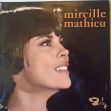 "MIREILLE MATHIEU - Self Titled EP ~ 7"" Single PS FRENCH PRESS"