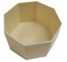 Cheese Mould No.34 - Large Octagonal Mould