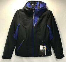 Spyder The Core Suite Women's Winter Snow Ski Jacket Black Ladies Size 14 NEW