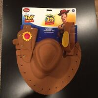 NEW Disney Pixar Toy Story 20th Anniversary Sheriff Woody Accessory Set Hat Belt