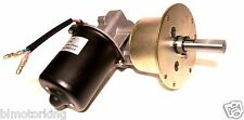 High Torque Reversible 12V DC 6RPM Low Speed Gear Motor with DPDT Reverse Switch