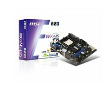 MSI - 880GMS-E35 AM3 AMD 880G HDMI Micro ATX AMD Motherboard - BRAND NEW