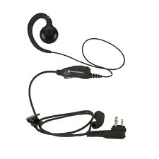 Motorola RLN6423 Ear-Hook Headsets - Black