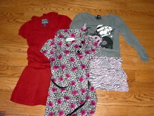 """Girl's Lot of 3""""AMY BYER/American Living/Flowers NY Zoo""""Dresses sizes 6/6X CUTE!"""