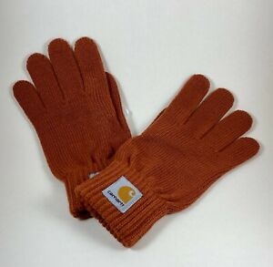 Carhartt Watch Gloves Cinnamon Color Size-  Large  Extra Large XL- New with Tags
