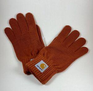 Carhartt WORK IN PROGRESS Watch Gloves Cinnamon Color L-XL NEW