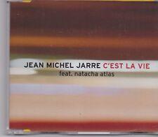 Jean Michel Jarre-Cest La Vie promo cd single