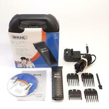 Wahl Pro Series Pet Clipper Rechargeable Precision Shaver for Dog Grooming USED