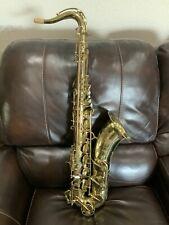 Selmer Paris Series III Tenor Saxophone
