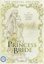 Princess Bride 5060052412072 With Chris Sarandon DVD / Special Edition Region 2