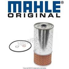 For Mercedes W126 240D 300CD 300D W116 W123 Mahle Oil Filter Kit 000180250967