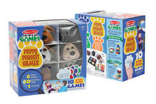 Melissa & Doug Get up and Go Games Puppy Pursuit Doggy Detective Game