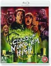 Class Of Nuke 'Em High (2012)  2-Disc Set BRAND NEW AND SEALED UK R2 BLUE-RAY