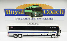 Special NYC MTA Limited production Plastic Prevost X 10