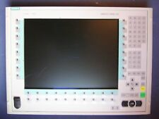 "SIEMENS SIMATIC PANEL A5E00102475 QF 8HE 15"" TFT Panel Series P9"