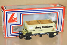 LIMA 305636 BR ARC AMEY ROADSTONE HOPPER WAGON AR14228 with MINERAL LOAD nl