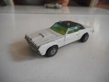 Corgi Juniors Mercury Cougar XR7 Sheriff in White