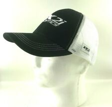 Xx2i Optics Snapback Mesh Tech Running Baseball Cap Truckers Hat Euc!