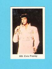 Elvis Presley Vintage 1970s Movie Film Star Card from Sweden #889